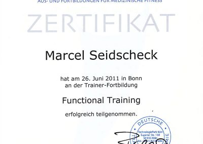 dta-functional-training